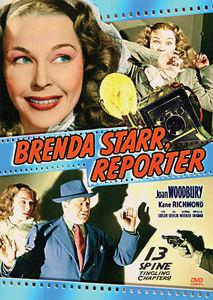 Brenda Starr Reporter