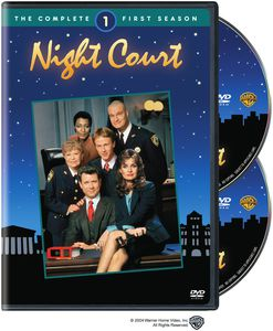 Night Court: Complete First Season