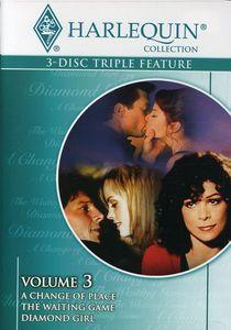 Harlequin Triple Feature, Vol. 3