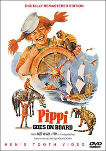 Pippi Longstocking: Pippi Goes on Board