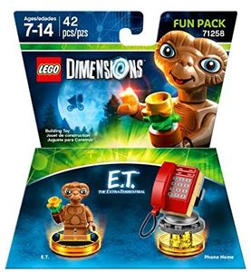 LEGO Dimensions: Fun Pack - ET