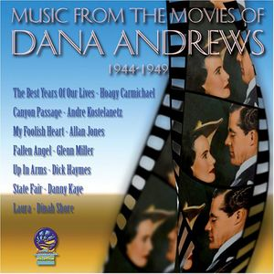 Different - Music From The Movies Of Dana Andrews