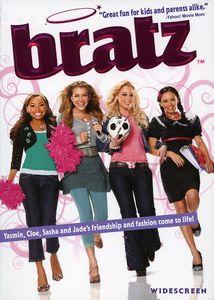 BRATZ: Silver screen BY RAMOS, NATHALIA (DVD)