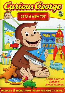 Curious George: Gets a New Toy