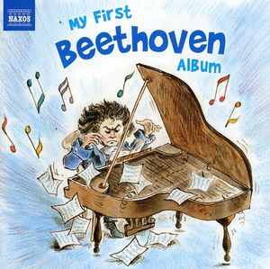 My First Beethoven Album /  Various