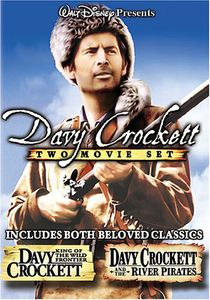 Davy Crockett: King of the Wild Frontier/ River Pirates