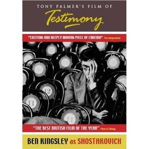 Tony Palmer's Film Testimony: Story Shostakovich