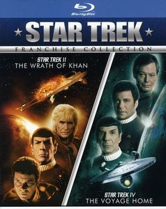 Star Trek II: The Wrath of Khan/ Star Trek Iv: The Voyage Home