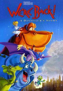 We're Back: A Dinosaur's Story