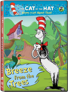 Cat in the Hat: A Breeze from the Trees W/ Puzzle