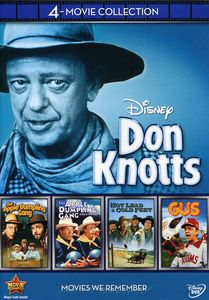 Disney Don Knotts: 4-Motion picture Collection [4 Discs]