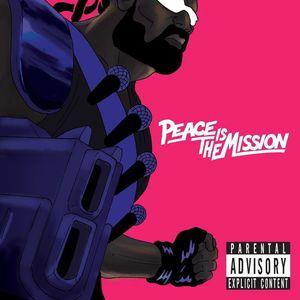 Peace Is the Mission (LP) (LP) - Major Lazer