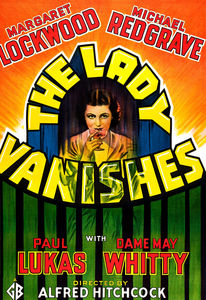 Lady Vanishes ('38)
