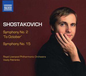 Symphonies Nos. 2 & 15