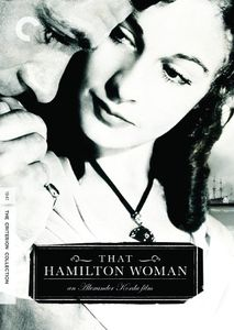 Criterion Collection: That Hamilton Woman