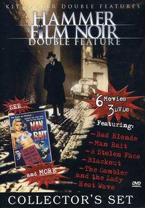 Hammer Film Noir Collector's Set 1-3