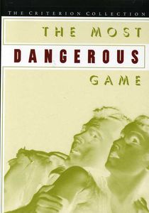 Most Dangerous Game (Criterion Collection)