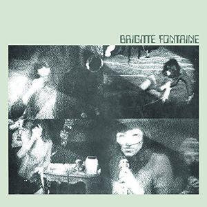 BRIGITTE FONTAINE - BRIGITTE FONTAINE - LP