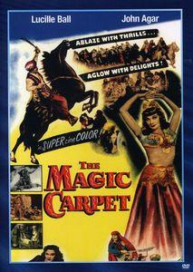 Sony 43396384439 The Magic Carpet DVD