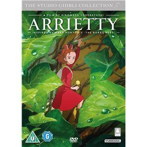 Arrietty (2010)