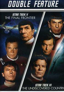Image of Star Trek V: The Final Frontier / Star Trek VI: The Undiscovered Country