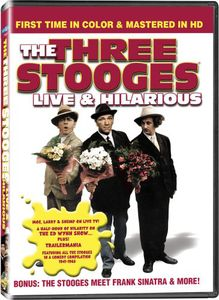 Three Stooges: Live and Hilarioius