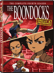 Boondocks: The Complete Fourth Season