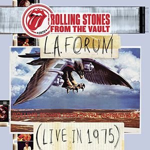 From the Vault: L.A. Forum (Live in 1975) - Rolling Stones
