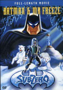 Batman & Mr Freeze: Subzero