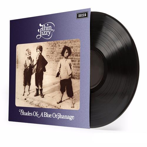 Thin Lizzy Shades Of A Blue Orphanage Vinyl Tanga