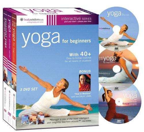 Yoga For Beginners [DVD]