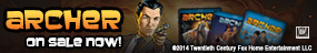 Archer TV Show Sale
