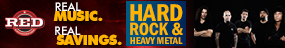 Real Music Hard Rock Sale