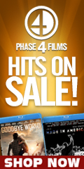 Phase 4 Films Sale