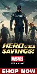 Marvel Movies Hero Sized Savings