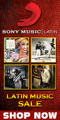Latin Music Sale