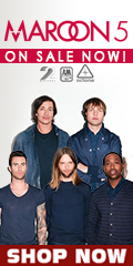 Maroon 5 Music Sale