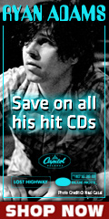 Ryan Adams Music Sale