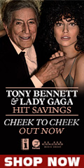 Lady Gaga and Tony Bennett Music Sale