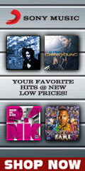 Music Hits on Sale by Sony Music