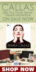 Maria Callas Music Sale
