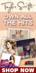 Taylor Swift Hits Sale