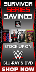 WWE Survivor Series Sale