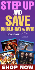 Blu-ray and DVD Savings