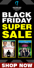 Black Friday Super Sale by Anchor Bay