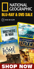 National Geographic Movie Sale