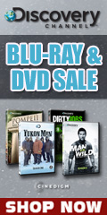 Discovery Channel Movie Sale