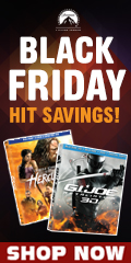 Black Friday Hits Savings by Paramount