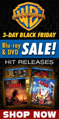 3 Day Movie Sale by Warner Home Video