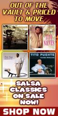 Salsa Classics on Sale
